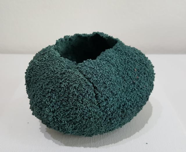 , 'Green 7,' 2016, Di Legno Gallery