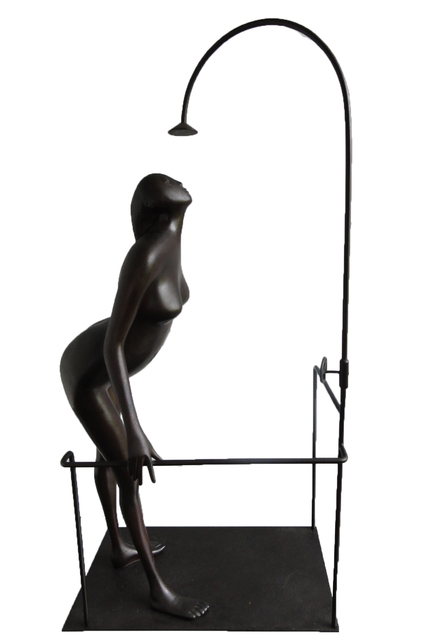 Cornelis Zitman, 'La Ducha', 1985, Galería RGR