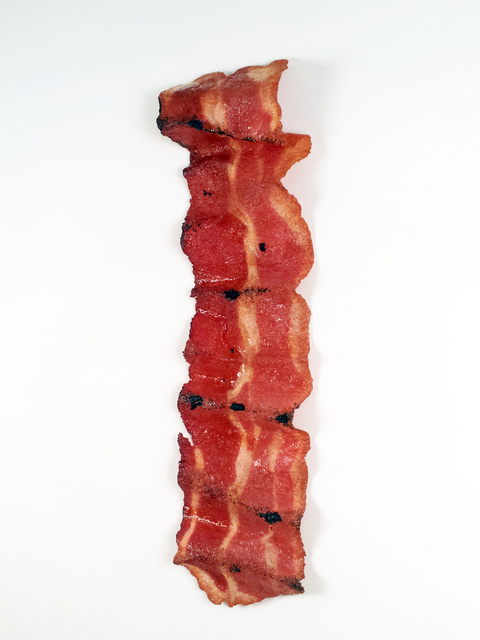 , 'Bacon Strip,' 2014, UNIX Gallery