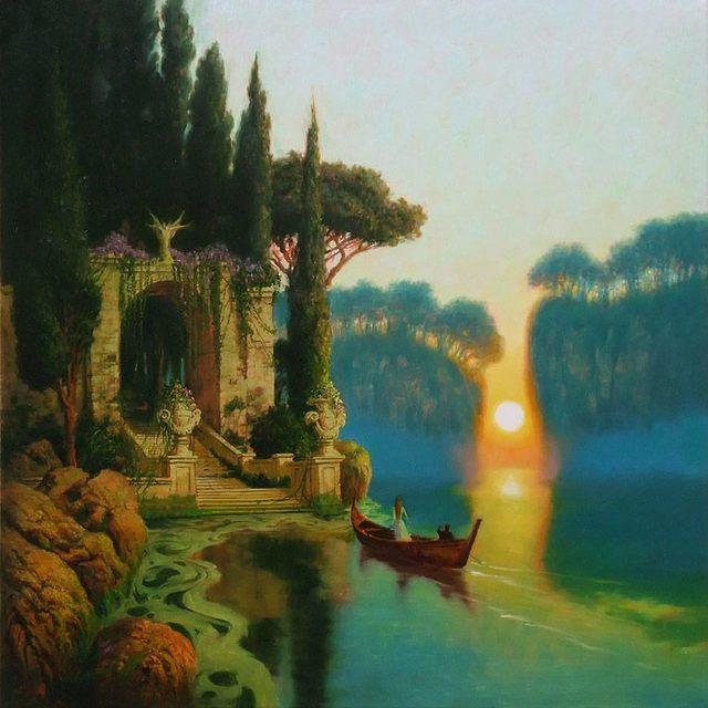 Mark Harrison, 'Isle of the Old Gods', IX Gallery