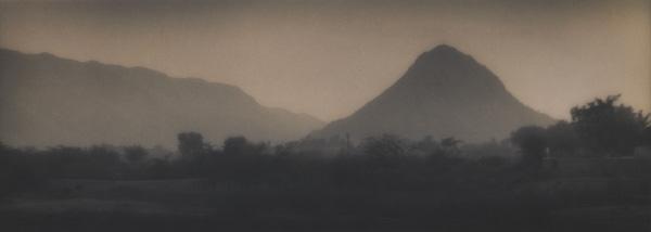 Silke Lauffs, 'View from the bridge Pushkar, Rajasthan, India', 2002, Galerie Commeter / Persiehl & Heine