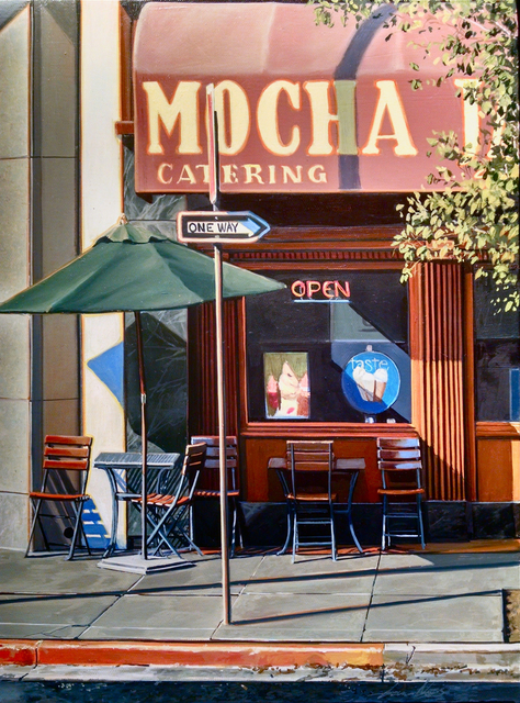 , 'Mocha Java,' 2017, Sue Greenwood Fine Art