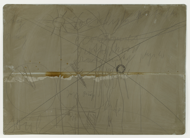 , 'Minneapolis Fragment,' 1977, Galerie Klüser
