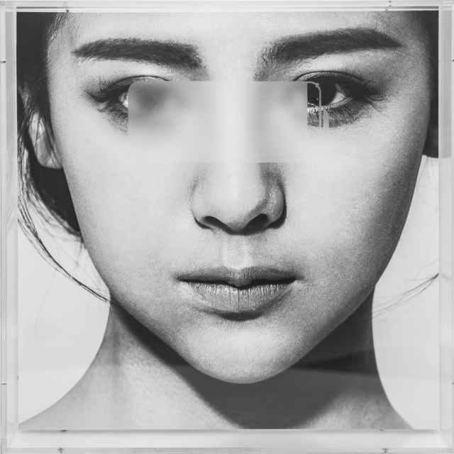Yang Li, 'Remaining % (20)', Photography, Fantac Warm Cotton Gloss 315gsm, Coated Acrylic Screen Printing, Art+ Shanghai Gallery