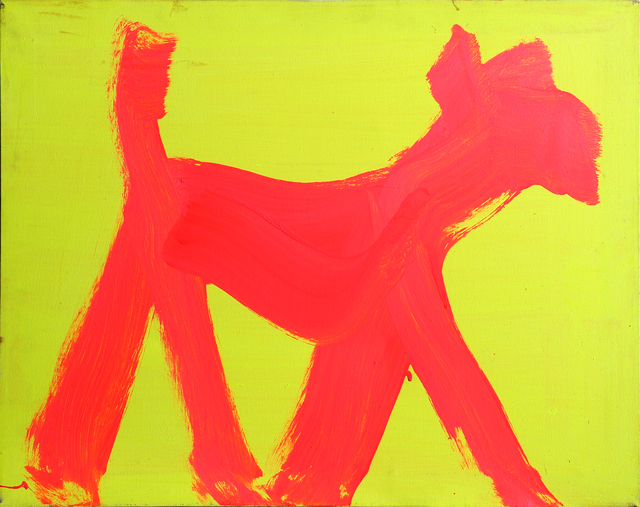 Peter Mayer, 'Dog Painting 19', 1990, RoGallery