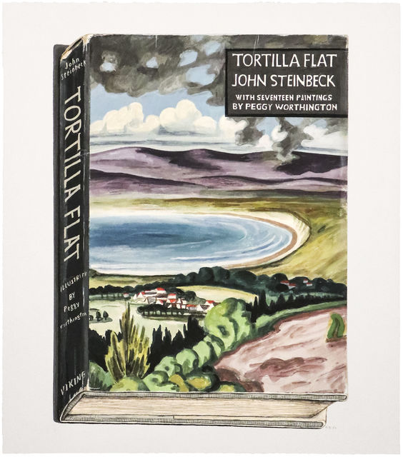Richard Baker, 'Tortilla Flat', 2012, Arthur Roger Gallery