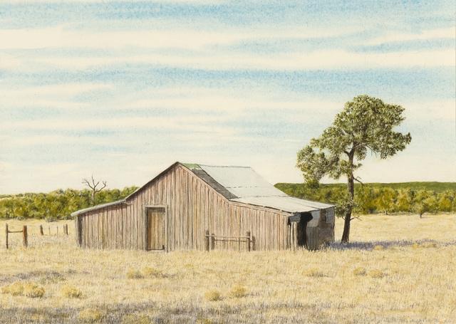 , 'Cat Door,' 2017, Gerald Peters Gallery Santa Fe