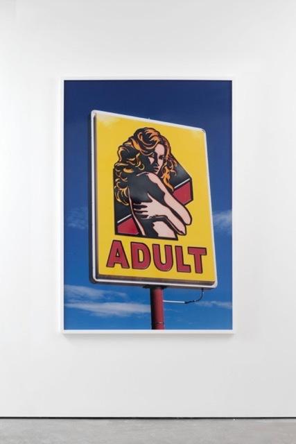 , 'Adult,' 2014, Perrotin
