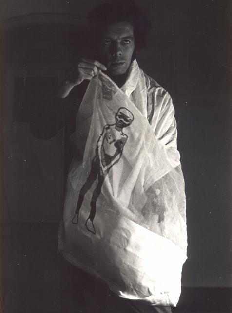 ", 'Parangolé P 22 Cape 18 ""Nirvana"",' 1968, Galeria Nara Roesler"