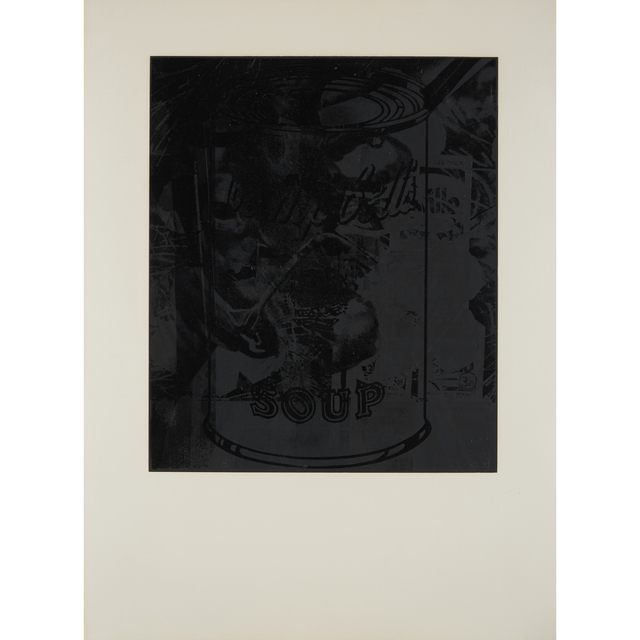 Andy Warhol, 'Untitled 12 from For Meyer Schapiro', 1974, Freeman's