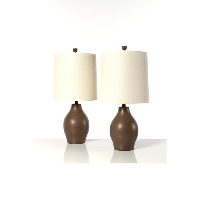 Gordon & Jane Martz, 'Pair Of Table Lamps', 1960, PIASA