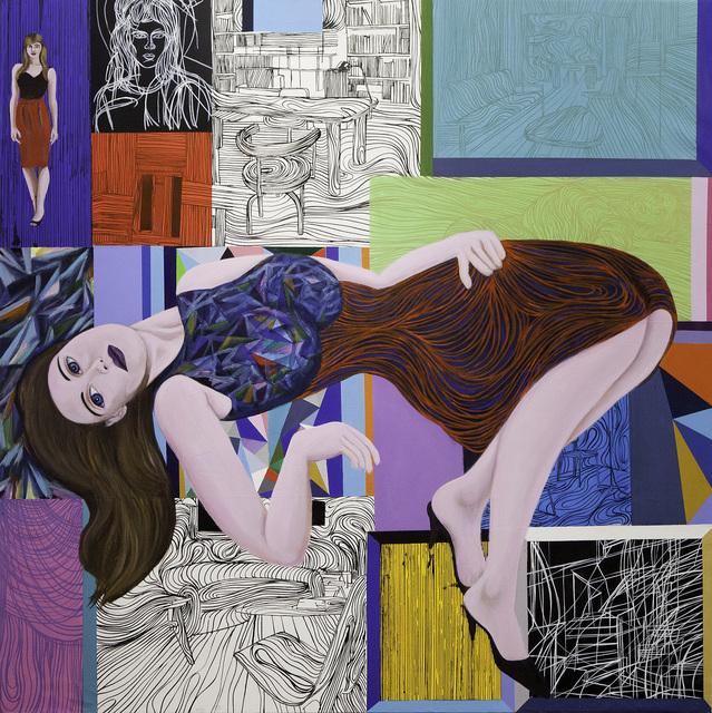 , 'Légèreté, 2015,' 2015, O. Ascanio Gallery