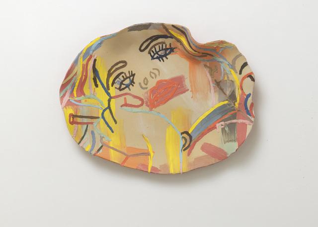 , 'Smoking Girl in Color,' 2014, KEWENIG