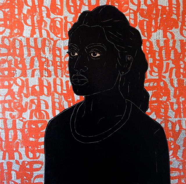 , 'Silence Series 19,' 2017, Kristin Hjellegjerde Gallery