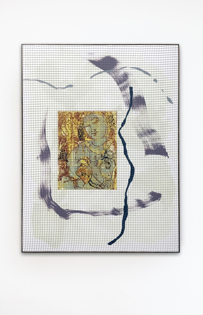 """, 'from the ongoing work """"When Platitudes become Form"""",' 2016, Galerie Antoine Ertaskiran"""