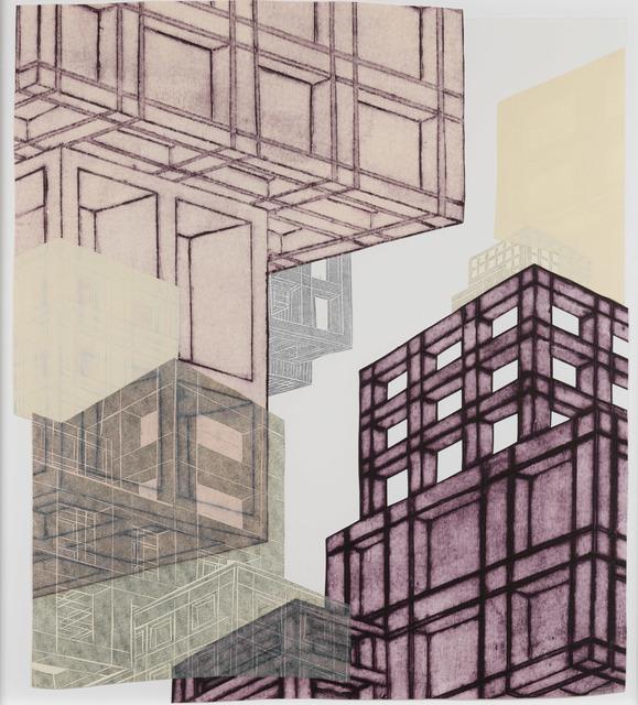 , 'Phase Change 2,' 2008, Leslie Sacks Gallery