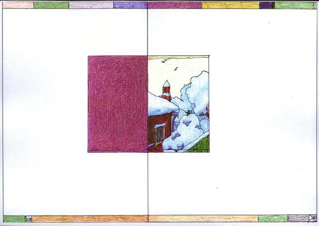 , 'The window II,' 1997, Lia Rumma