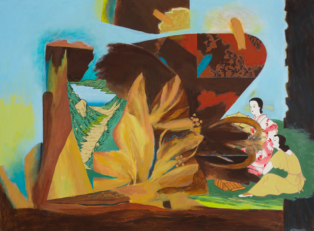 , 'Picnic,' 2015, Oeno Gallery