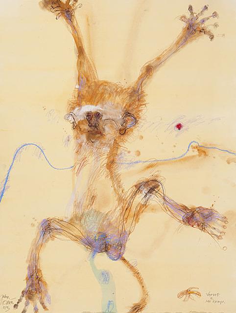 , 'Vervet and Mount Kenya,' 2013, Metro Gallery