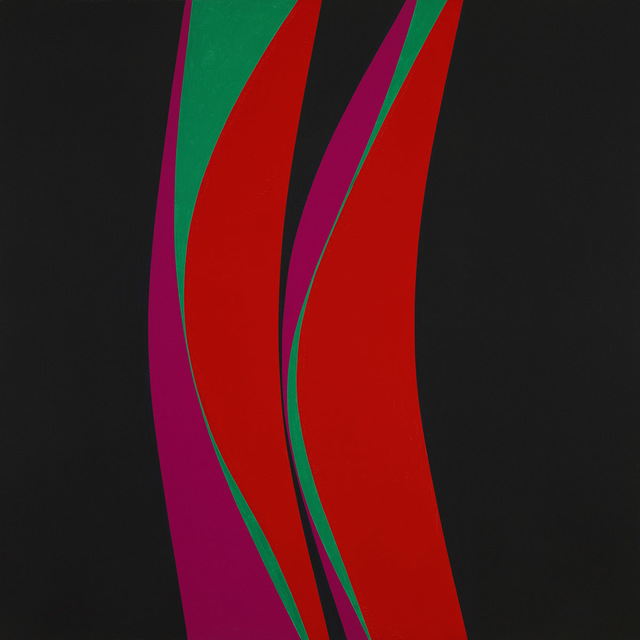 , 'Untitled (February 4),' 1967, Louis Stern Fine Arts