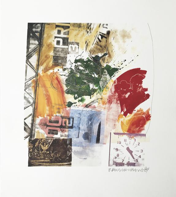 , 'ROCI Anniversary,' 1984, Eckert Fine Art