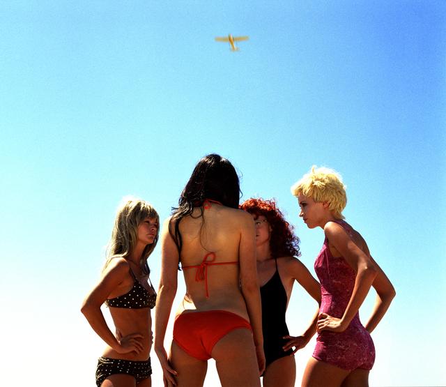 , 'Four Girls,' 2007, Robert Berman Gallery