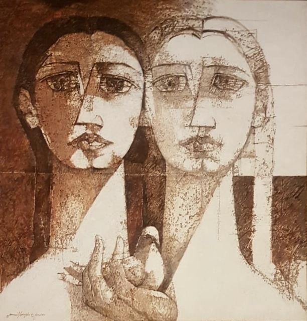 Jamil Naqsh, 'untitled ', 2003, Eye For Art Houston