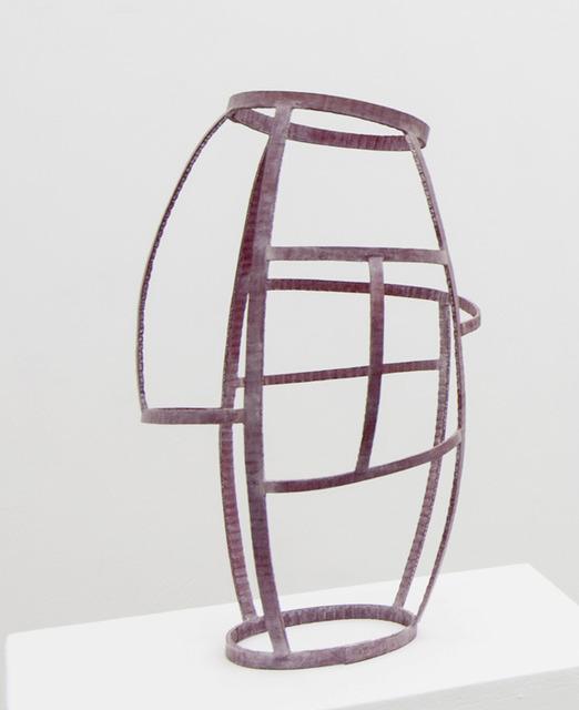, 'Glas (IV-10),' 2012, Galerie Michael Sturm