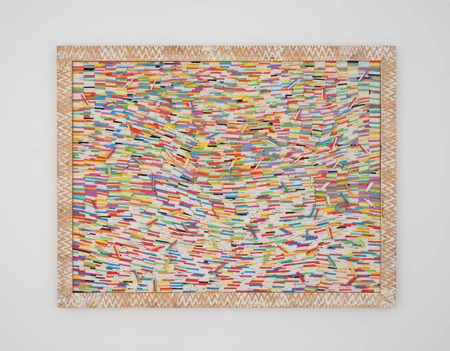 Pascale Marthine Tayou, 'Chalk Ü', 2015, Pearl Lam Galleries