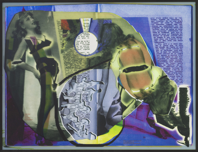 , 'Reflecting Objectives,' 2010, Zeno X Gallery