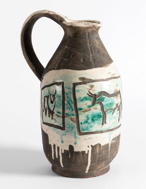 Pablo Picasso, 'Pichet Trois Taureaux Graves', 1953, Heritage Auctions