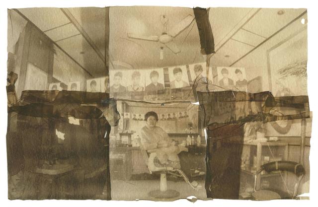 , 'Eldest Sister in Her Barber Shop,' 2012, Blindspot Gallery