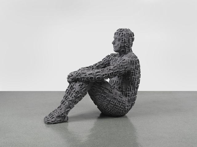 Jaume Plensa, 'Self Portrait as H.B. IV', 2006, Richard Gray Gallery