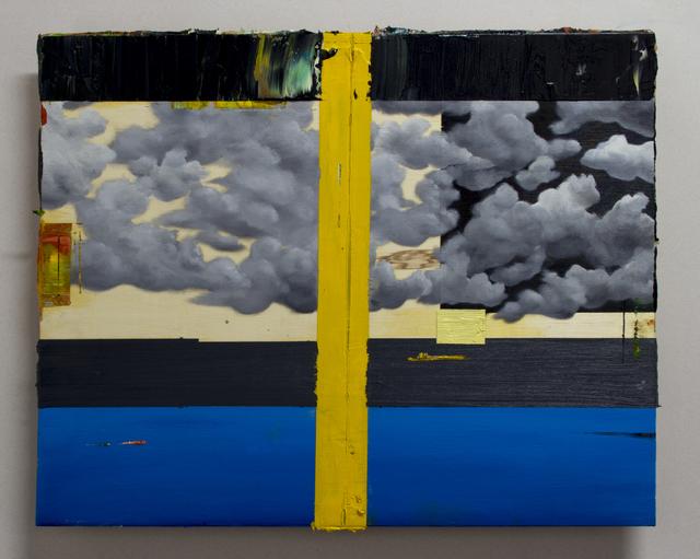 , 'Altitude,' 2016, Galeria Mezanino