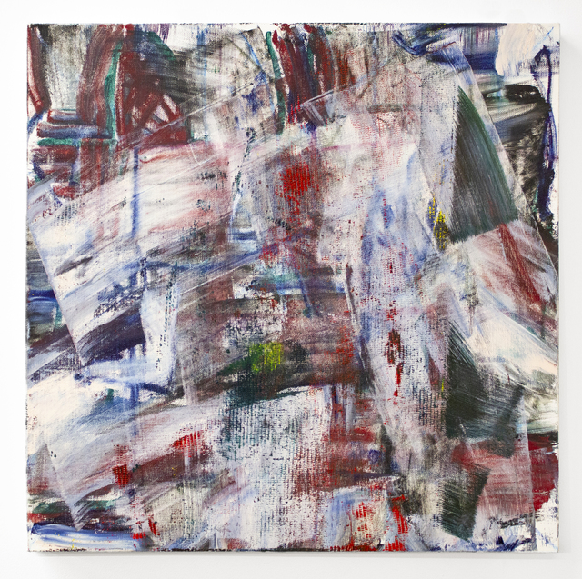 , 'Panicle of Blue,' 2018, Goya Contemporary/Goya-Girl Press