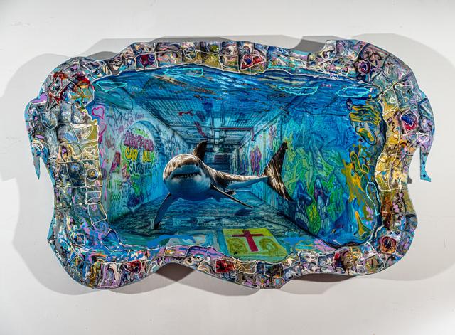 , 'Megalodon in the Bronx,' 2019, VK Gallery