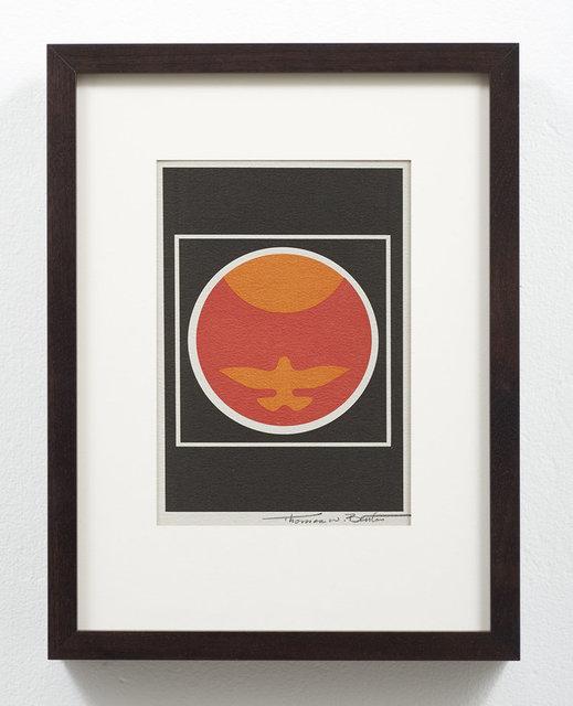 Thomas W. Benton, 'Flying Bird ', 1969, Gonzo Gallery