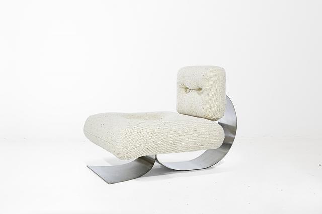 ", 'Armchair model ""Alta"",' 1971, Side Gallery"