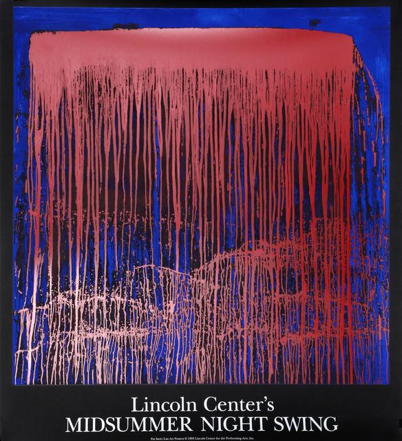 Pat Steir, 'Lincoln Center's Midsummer Night Swing', 1993, RoGallery