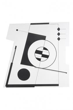 , 'Composición Blanco y Negro,' 2005, Sammer Gallery LLC