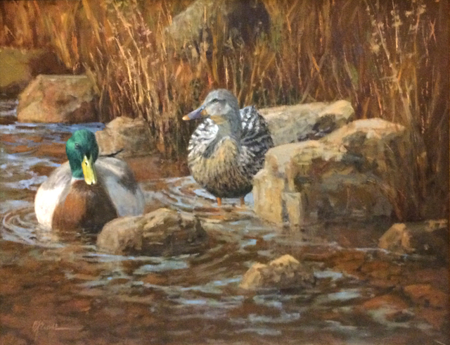 , 'Our Favorite Creek,' , Beverly McNeil Gallery