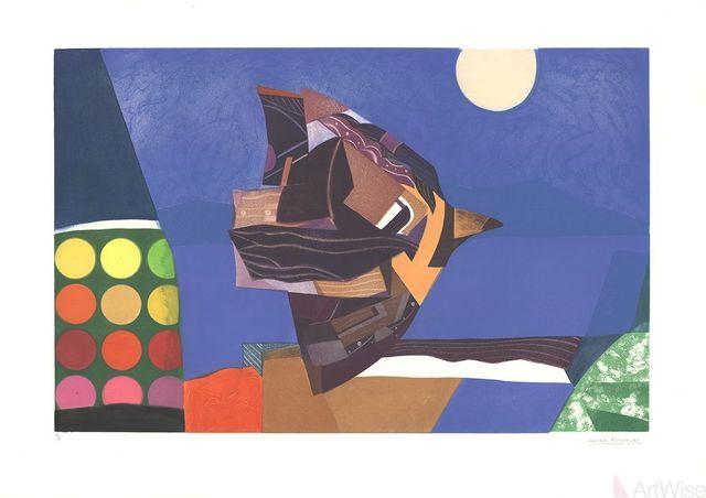 , 'Night Bird,' 1974, ArtWise