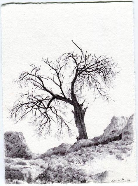, 'Tree No. 50, January 6, 2016,' 2016, Garvey | Simon