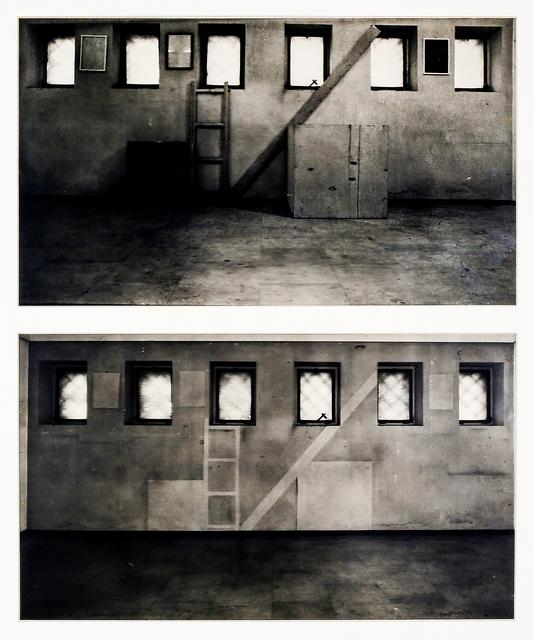 Claudio Parmiggiani, 'Delocazione', 1970, Martini Studio d'Arte