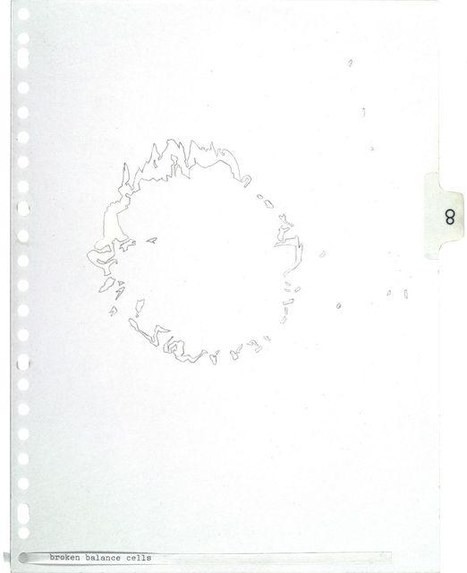 , 'broken balance cells,' 2016, Hverfisgallerí