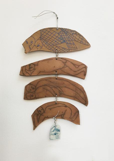Emma Kohlmann, 'Fish Bone #3', 2019, V1 Gallery