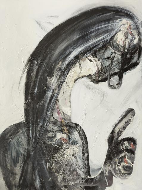 , 'La objetante,' 2014, Nora Fisch