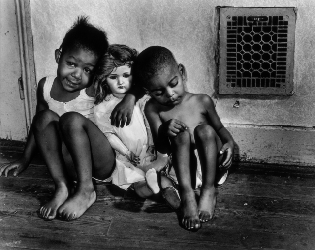, 'Children with Doll, Washington, D.C.,' 1942, Jenkins Johnson Gallery