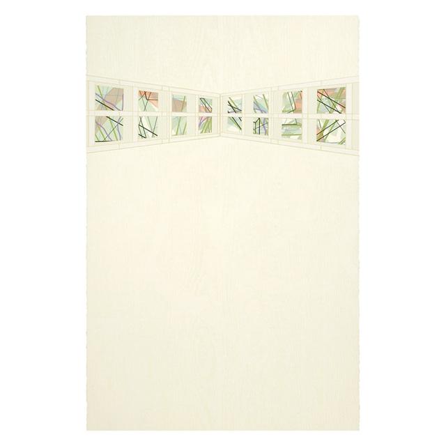 , 'Untitled W13,' 2007, Pele Prints