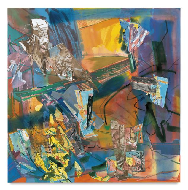 , 'Choreograph,' 2016, Miles McEnery Gallery